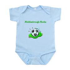 Middlesbrough Rocks Infant Bodysuit