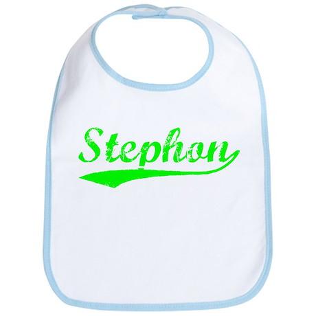 Vintage Stephon (Green) Bib