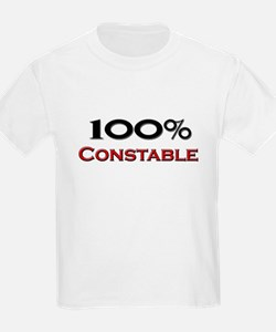 100 Percent Constable T-Shirt