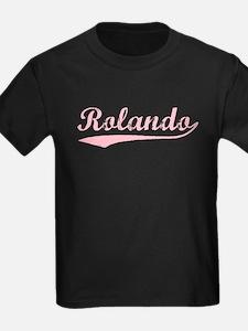 Vintage Rolando (Pink) T