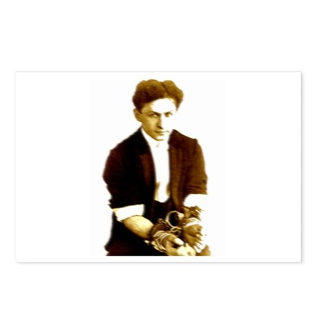 Houdini's Ghost Postcards (Package of 8)