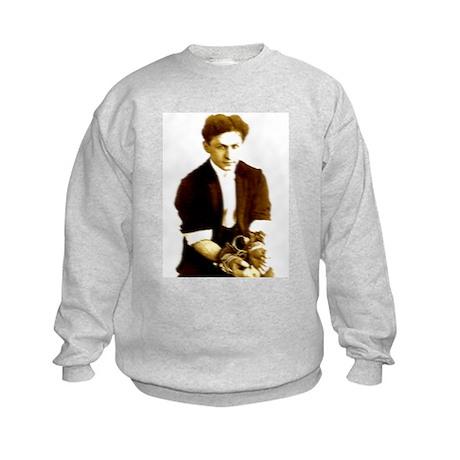 Houdini's Ghost Kids Sweatshirt
