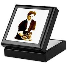 Houdini's Ghost Keepsake Box