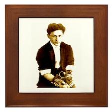 Houdini's Ghost Framed Tile