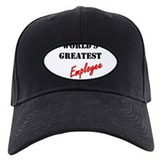 World's Greatest Employee Baseball Hat