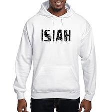 Isiah Faded (Black) Hoodie