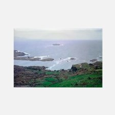 Cute Ireland landscapes Rectangle Magnet