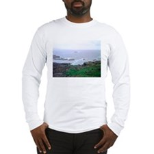 Funny Ireland landscapes Long Sleeve T-Shirt