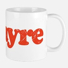 Zayre Discount Bin Small Mugs