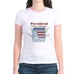 Obama Inaugural Jr. Ringer T-Shirt