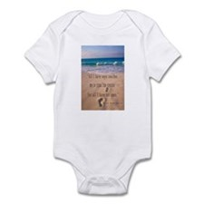 Footprints in Sand-Emerson Infant Bodysuit