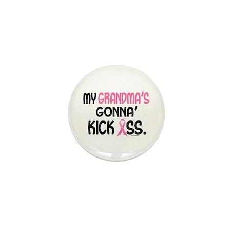Gonna' Kick Ass 1 (Grandma) Mini Button