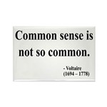 Voltaire Text 11 Rectangle Magnet (10 pack)