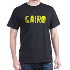 Cairo Faded (Gold) T-Shirt