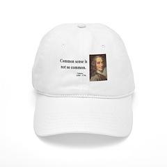 Voltaire 11 Baseball Cap