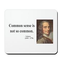Voltaire 11 Mousepad