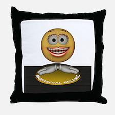 Myofascial Release Throw Pillow