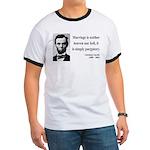 Abraham Lincoln 34 Ringer T