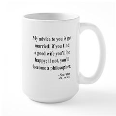 Socrates 14 Mug