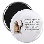 Socrates 14 Magnet