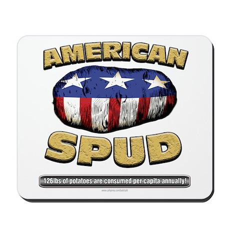 American Spud... Mousepad