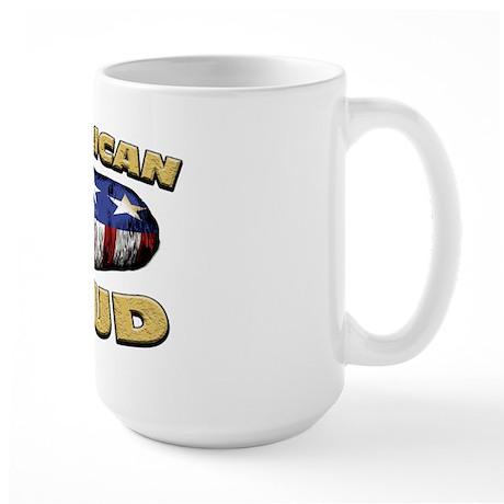 American Spud... Large Mug