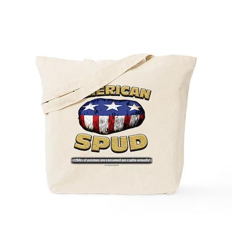 American Spud... Tote Bag