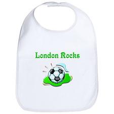 London Rocks Bib