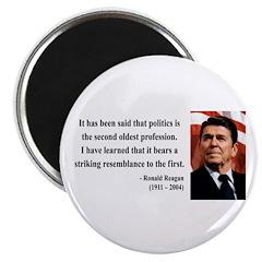Ronald Reagan 8 Magnet
