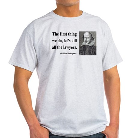Shakespeare 14 Light T-Shirt