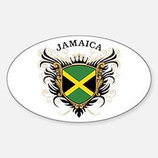 Jamaica Decal