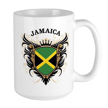 Jamaica Large Mug