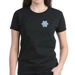Flurry Snowflake VIII Women's Dark T-Shirt