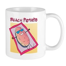 Beach Potato Small Mug