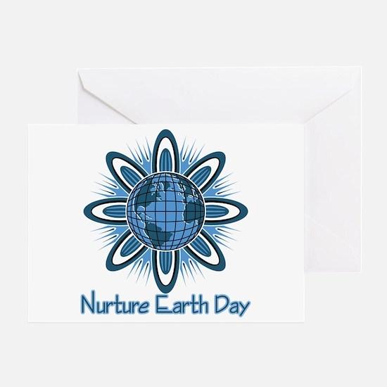 Nurture Earth Day Greeting Card