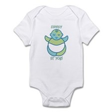 Sleepy Lil' Yogi Infant Bodysuit