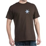 Flurry Snowflake VII Dark T-Shirt