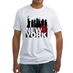 New York Fitted T-Shirt