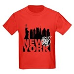 New York Kids Dark T-Shirt
