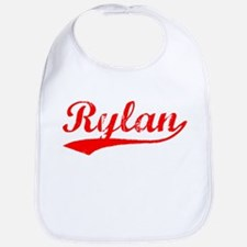 Vintage Rylan (Red) Bib