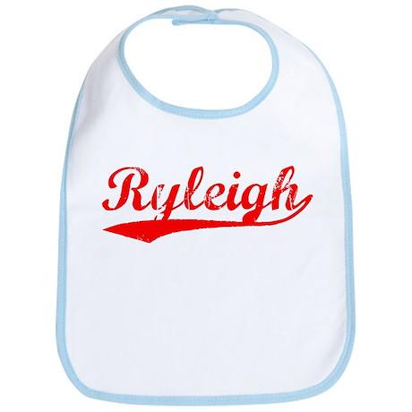 Vintage Ryleigh (Red) Bib