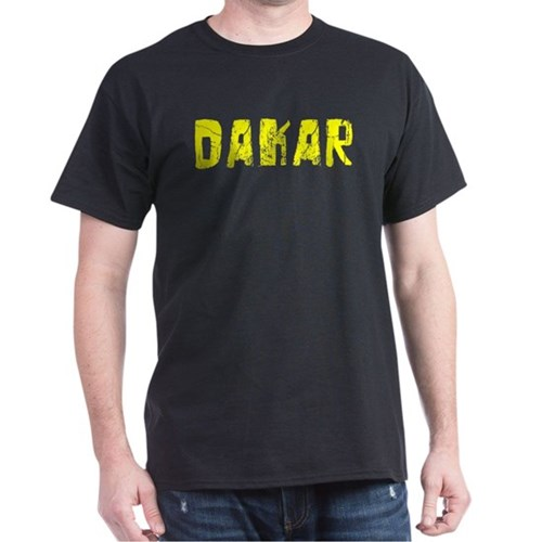 Dakar Faded (Gold) T-Shirt