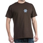Flurry Snowflake VI Dark T-Shirt