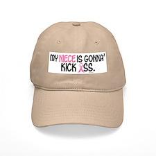 Gonna' Kick Ass 1 (Niece) Baseball Cap