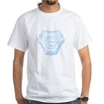 Flurry Snowflake IV White T-Shirt