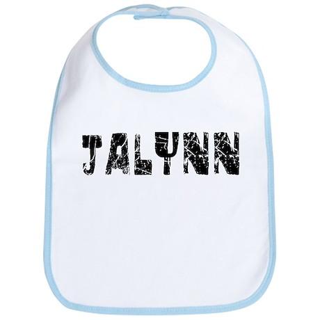 Jalynn Faded (Black) Bib