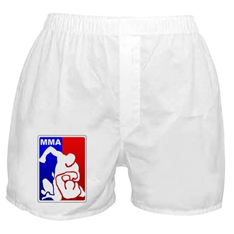 MMA: League Wear Boxer Shorts