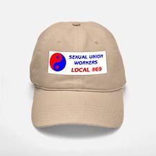 UNION #69 Baseball Baseball Cap
