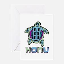 hanu Greeting Card