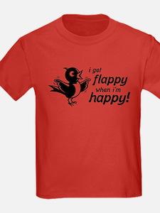 Flappy/Happy (K1) T